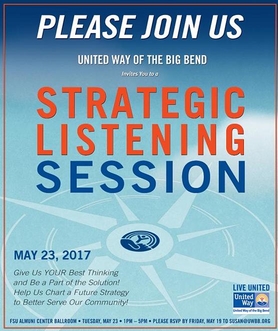 Strategic Listening Session – Whole Child Leon